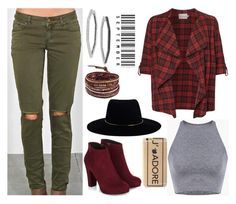 """""""Untitled #192"""" by anaj-7 on Polyvore featuring JunaRose, Zimmermann and Chan Luu"""