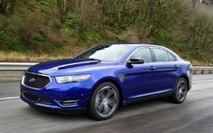 New Ford Taurus SHO is go