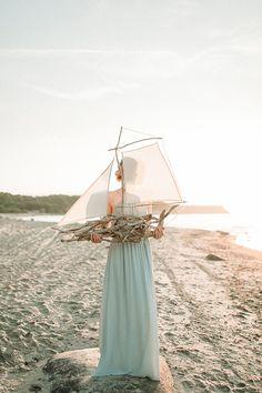 Tranquil Nautical Inspiration On The Baltic Sea | Item 1 via Magnolia Rouge