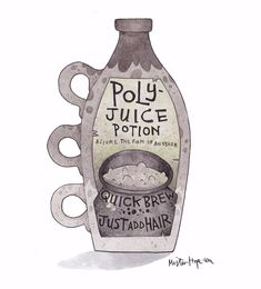 #PolyjuicePotion. Next...