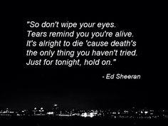 Even My Dad Does Sometimes - Ed Sheeran