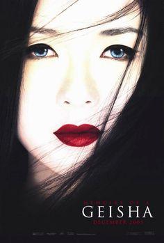 Memorias de una geisha (2005) EEUU. Dir.: Rob Marshall. Romance. Drama. Prostitución. Feminismo. Antropoloxía – DVD CINE 1628