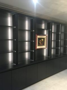 Media Furniture - The BookCase Co Living Room Built Ins, Living Room Wall Units, Living Room Storage, Bookcase Wall Unit, Built In Bookcase, Bookshelves, Modern Entertainment Center, Entertainment Wall Units, Old Tv Stands