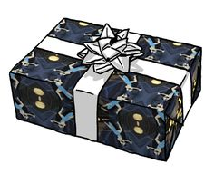 Tango   Gift Wrap   HarmonyWishes Collection