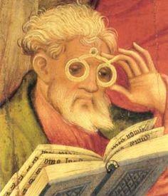 medieval glasses | The Pragmatic Costumer
