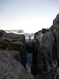 Crossing. #keen #recess #mountain