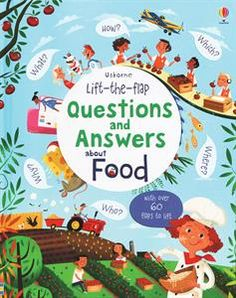 A quirky lift-the-flap book that answers children's questions about food. A fun book to dip in and out of, this book is a great way to learn lots about what's on our plates! $14.99