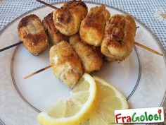 Ricetta - Involtini di pesce spada alla messinese - Ingredienti e preparazione per ottenere gli Involtini di pesce spada alla messinese.