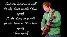 ED SHEEREN full + album all songs lyrics - YouTube
