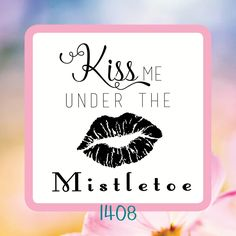 Kiss Me Under The Misteltoe- Reusable Craft Stencil, Decal or Board Design by StencilHeavenForYou on Etsy Christmas Stencils, Under The Mistletoe, Stencil Diy, Holiday Gifts, Decal, Kiss, Unique Jewelry, Board, Handmade Gifts