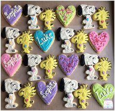 #Snoopy #cookies