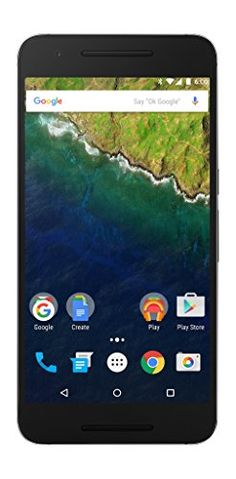 Huawei Nexus 6P - 64 GB Graphite (U.S. Version: Nin-A12) - Unlocked 5.7-inch Android 6.0 smartphone w/ 4G LTE (U.S. Warranty) Мои блог