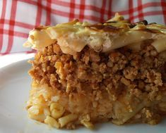 Rakott zöldbab Hungarian Recipes, Hungarian Food, Oatmeal, Asos, Breakfast, The Oatmeal, Morning Coffee, Hungarian Cuisine, Rolled Oats