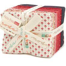 Petite Prints Deux 29 Fat Quarter Bundle by French General for Moda Fabrics