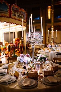 vintage circus wedding | Insane Italian Vintage Circus Wedding: Michelangelo Francilla