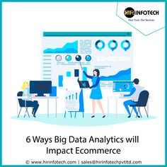 The number of digital buyers worldwide has reached 1.92 billion in 2019, which is a quarter of the world's population. On Amazon alone, there were 120 million products as of April 2019. With such a huge volume of digital transactions going on, it goes without saying that big data analytics has a significant influence on the #Ecommerce industry. #BigData #BigDataAnalytics #DataAnalysis #DataAnalytics #DataScience #MachineLearning #Amazon #Ebay #Ecommercedata #USA #France #Newblog #Blogger… Data Cleansing, Data Conversion, Data Processing, Data Entry, Data Analytics, Data Collection, Data Science, Decision Making, Big Data