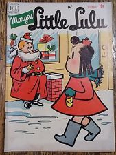 Marge's Little Lulu Comic Vol.1 #42 1951 Golden Age Dell Publishing