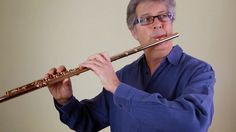 "Teach Flute: ""Warming Up"" with Paul Edmund-Davies"