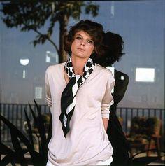 Katharine Ross: photos by Milton H. Greene