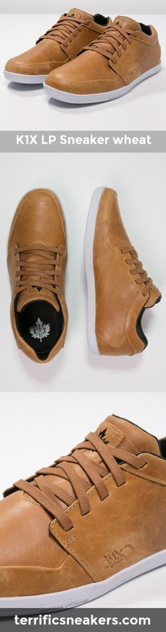 perfect shoes for me... K1X LP Sneaker wheat