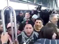 "ISIS Recruits Shout 'Allah Akbar' In Refugee Trains Going To Germany - Islamic terrorists are heard shouting the phrase""Allah Akbar"" before launching their attacks. The 9/11 hijackers themselves screamed ""Allah Akbar!"" before crashing their planes. More recently, Army Maj. Nidal Malik Hasan was heard crying ""Allah Akbar!"" before massacring 13 fellow soldiers at Fort Hood."