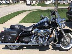 eBay: 2008 Harley-Davidson Touring harley-davidson road king classic #motorcycles #biker