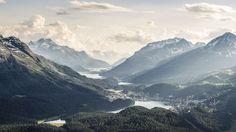 Muottas Muragl, Engadin, St. Moritz