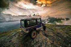 Mahindra Thar CRDi 4x4 by team MFORC