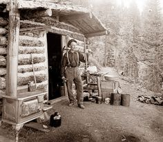 I love the woodstove and the cabin.