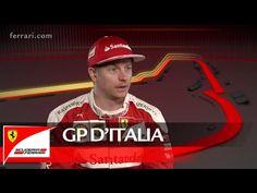 Video: Il GP d'Italia con Kimi Raikkonen - 2016 - Formula1.it