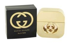 Gucci Guilty Perfume by Gucci, 1 oz Eau De Toilette Spray for Women