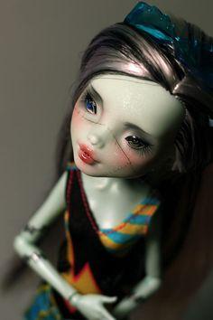 custom Monster High. <3