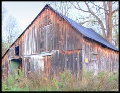 Old Barn by Terry  Suthers on ARTwanted