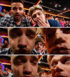 niam ft. louis in the background haha you know what I did there like featuring louis pfft