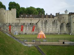 The Tower of London (London, England) cant wait to see this summer!