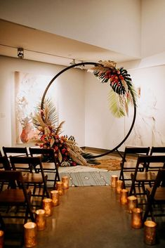18 Wonderful Tropical Wedding Decor Ideas ❤ tropical wedding decor indorr tropical ceremony Gretchen Bell Photography #weddingforward #wedding #bride