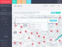 Dribbble - pixels-geolocation-form.png by Jawad Š