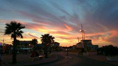 Port La Nouvelle Sunset