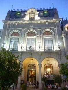Centro cultural america. Norte argentino