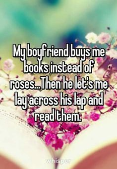 Goals.... Well,  I'd like both books and flowers.