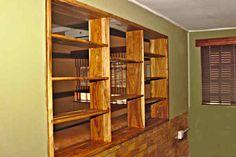 Melamine Kitchen and Built in Cupboard renovation, Pretoria. Decor, Renovations, Bookcase, Corner Bookcase, Furniture, Shelves, Built In Cupboards, Home Decor, Cupboard