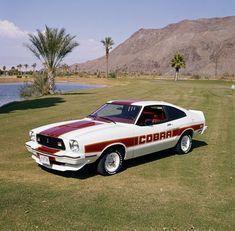 1978 Ford Mustang Cobra II