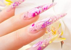 The things for the manicure that we do not know