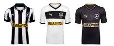Os novos uniformes do Botafogo, da Puma!  The new Botafogo Home/Away kit, by Puma!