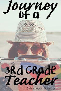 Journey of a 3rd grade teacher - Teaching resources and ideas from a third grade teacher.