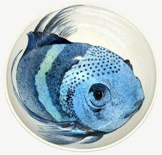 Blue Fish © Mida's 2011 - Mi Daniels