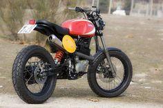 Radical Ducati S.L.: DIRT RAD by Radical Ducati (2012)