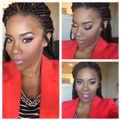 Office #makeup #beauty #glam #innerbeautyout  For bookings email: InnerBeautyOutEL@gmail.com Instagram: InnerBeautyOutEL