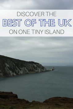 Spend a weekend in the UK's Isle of Wight, off the southern coast. Off-season Isle of Wight is romantic and oh so beautiful. Weekend Trip | UK Travel | Isle of Wight, UK