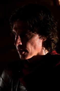 Paolo Seganti played by Valerio Flacco